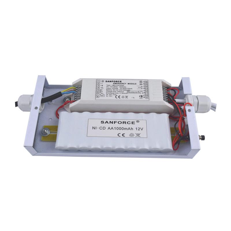 1~25W 15-90V DC Emergency Conversion Kit for LED Panel Lights