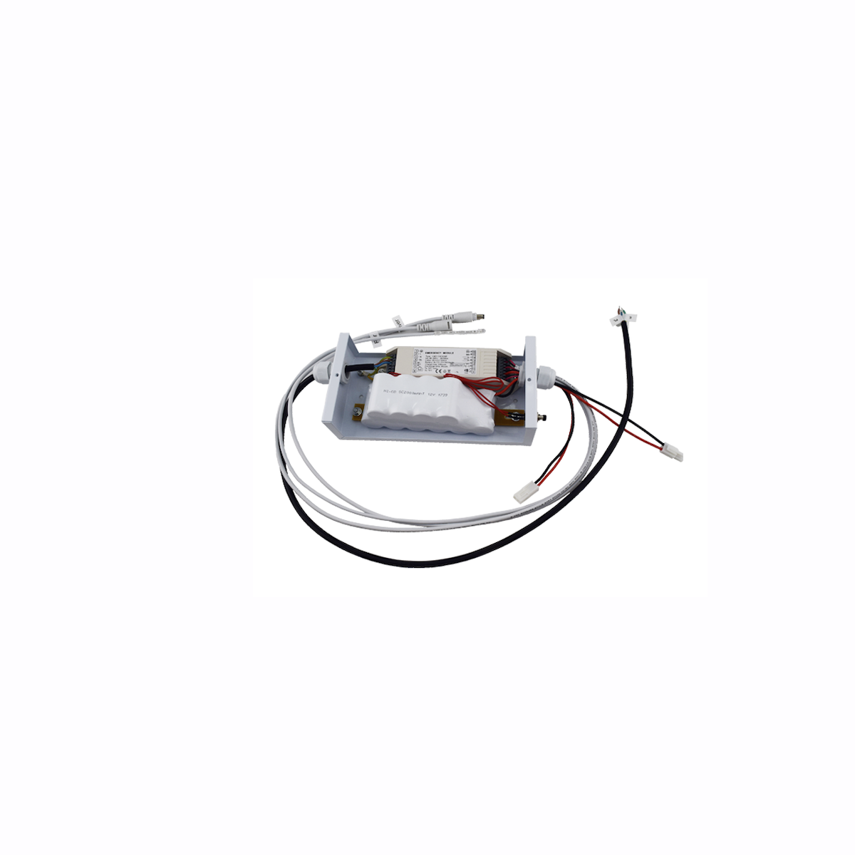 1~25W 15-90V DC LED Panel Emergency Kit