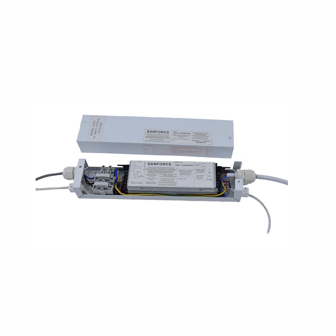 3W 6-60V DC LED Downlight Emergency Pack